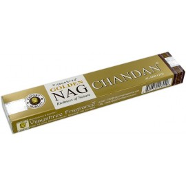 INC SATYA GOLDEN NAG CHANDAN (DORADO) 15GR